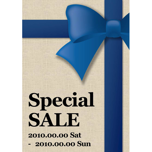 POP Special SALE(ブルーリボン・A4)