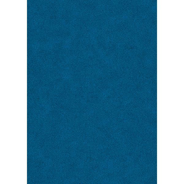 背景画像 青色のフェルトテクスチャ(カラー)