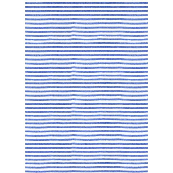 背景画像 太めのボーダー柄のテクスチャ(白×青)(カラー)