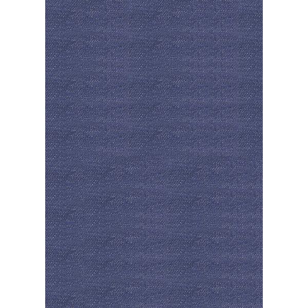背景画像 紺色のツイル素材のテクスチャ(カラー)