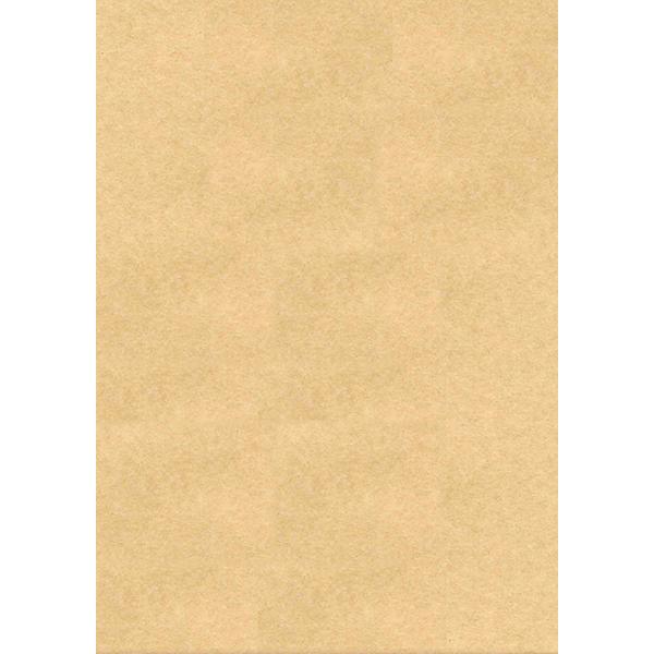 背景画像 和紙のテクスチャ(黄土色)(カラー)