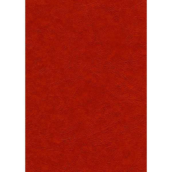 背景画像 和紙のテクスチャ(赤色)(カラー)