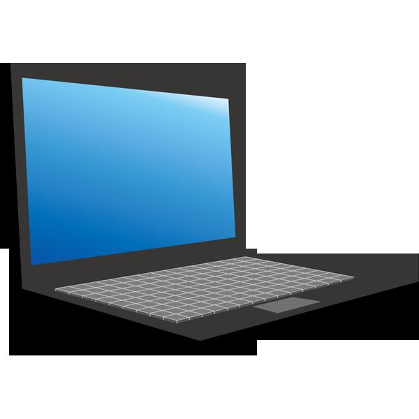 ビジネス ノートパソコン(オフィス機器)(カラー)
