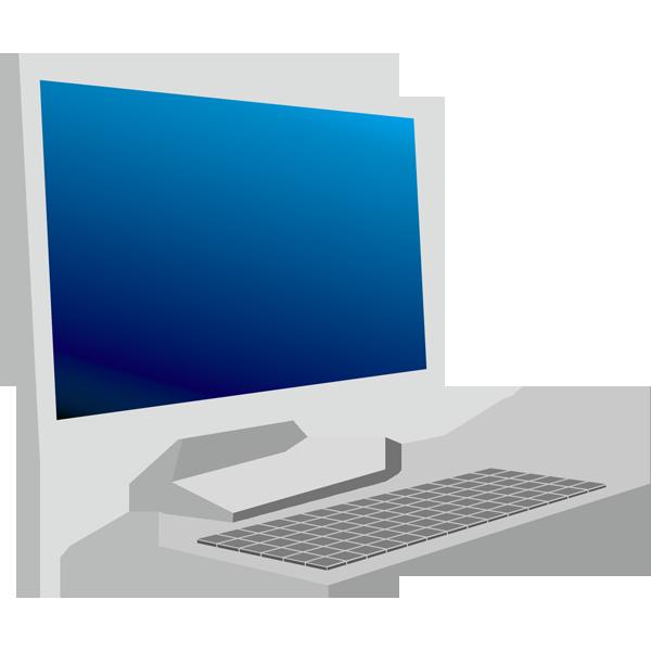ビジネス デスクトップパソコン(オフィス機器)(カラー)