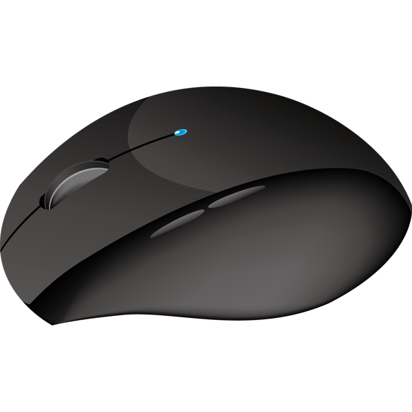 ビジネス ワイヤレスマウス(カラー)