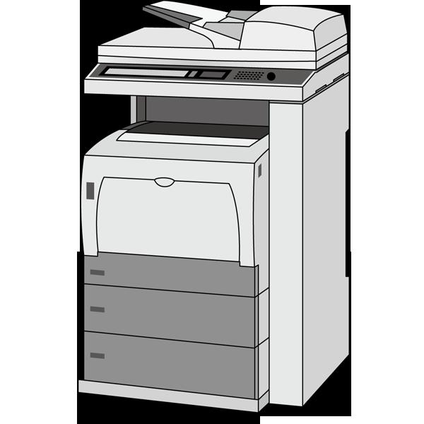 ビジネス コピー機(複合プリンター)(カラー)