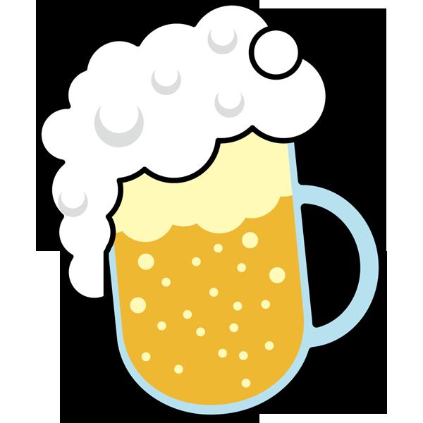 食品 ビール(生ビール)(カラー)