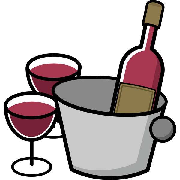 食品 ワイン(赤ワイン)(カラー)