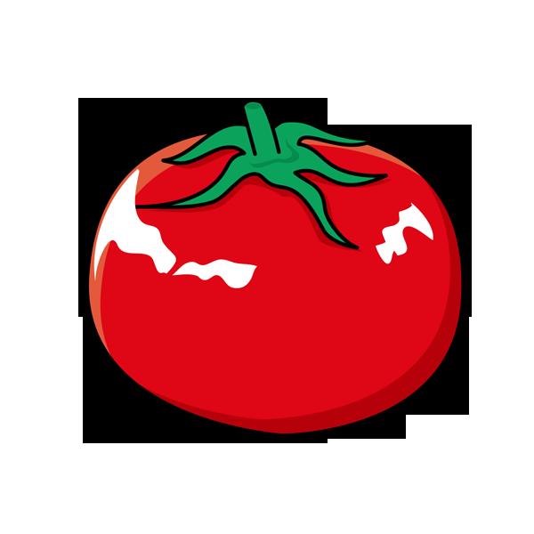 食品 トマト(カラー)