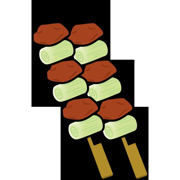 食品 焼き鳥(カラー)