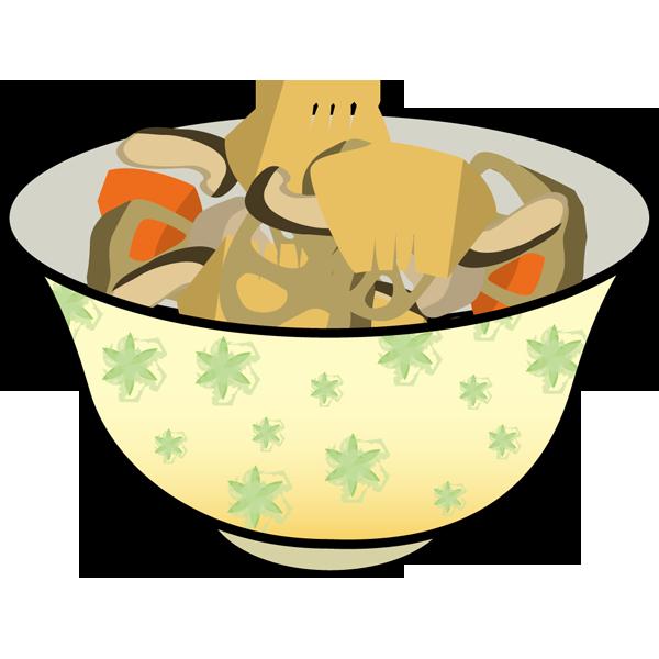 食品 煮物(カラー)