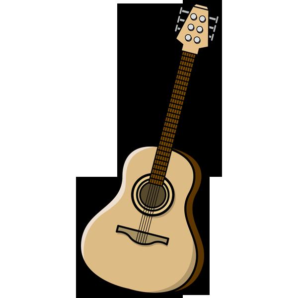 音楽 アコースティックギター(カラー)