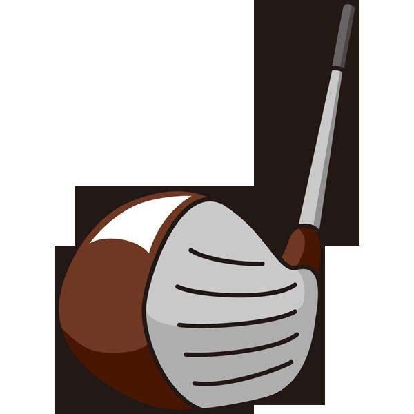 ゴルフ ドライバー(カラー)