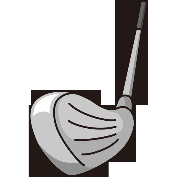 ゴルフ アイアン(カラー)