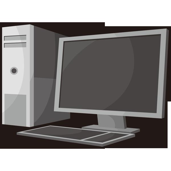 家庭・生活 パソコン(デスクトップパソコン)(カラー)