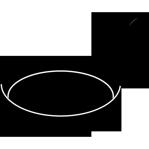 家庭・生活 フライパン(モノクロ)