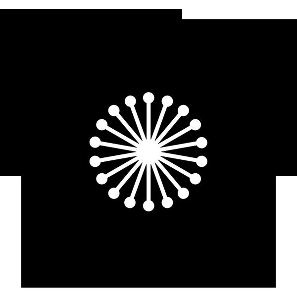 年中行事 梅の花(モノクロ)