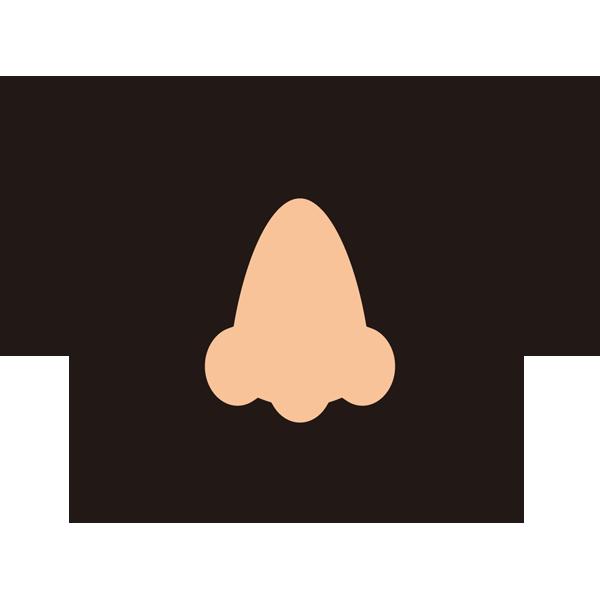 鼻メガネ(カラー)