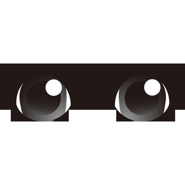 目(少女漫画)(カラー)