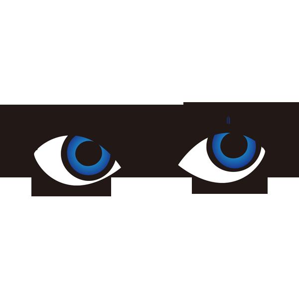 目(ブルーの瞳)(カラー)