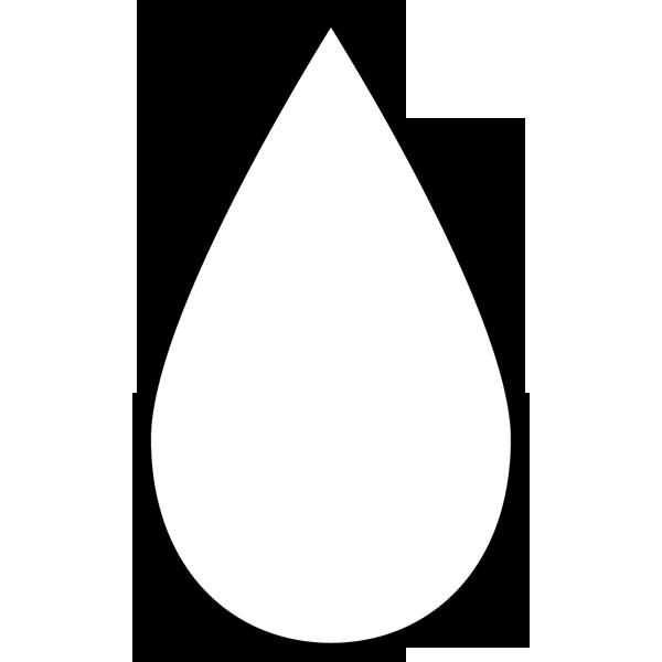 年中行事 雫(しずく・雨)(モノクロ)