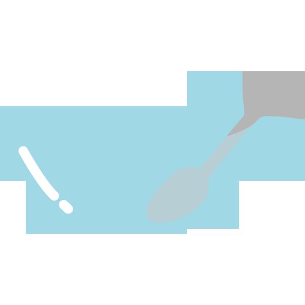年中行事 かき氷の器(スプーン付き)(カラー)