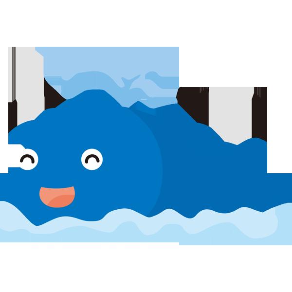 年中行事 クジラ(カラー)