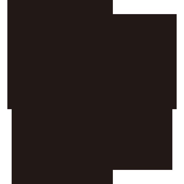 自然 雪(天気・雪の結晶)(モノクロ)