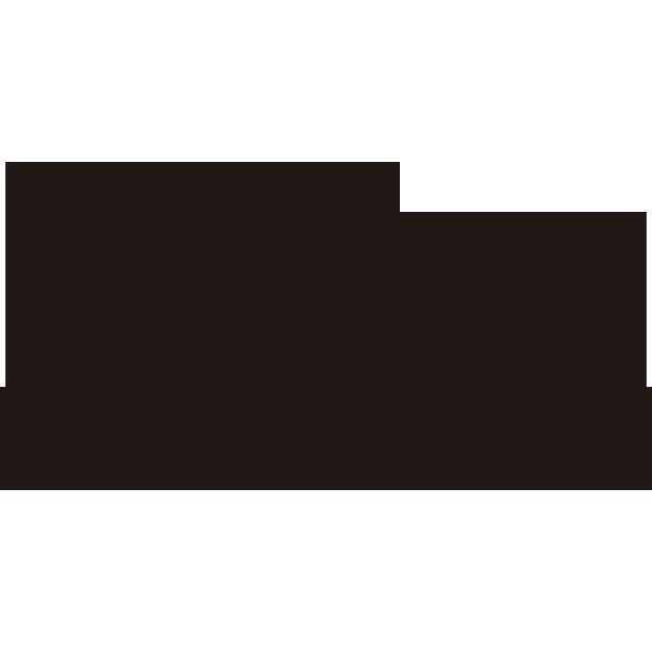 装飾 オーナメント(レトロ・ゴシック)(モノクロ)