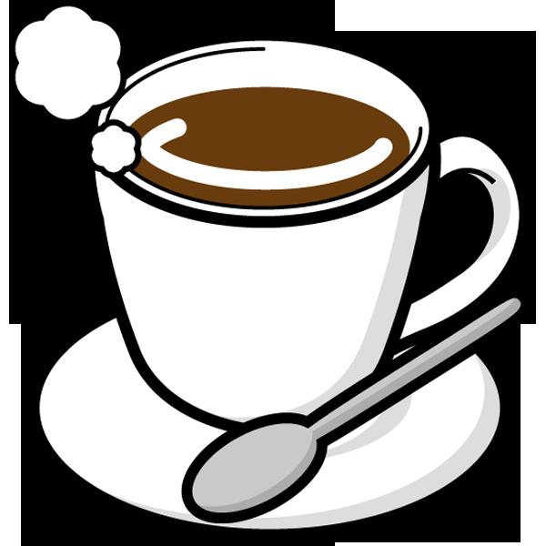 食品 コーヒー(ホットコーヒー)(カラー)
