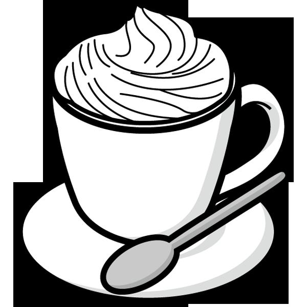 食品 コーヒー(ウィンナーコーヒー)(カラー)