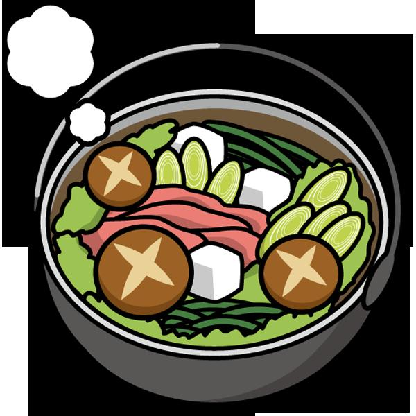 食品 鍋(カラー)