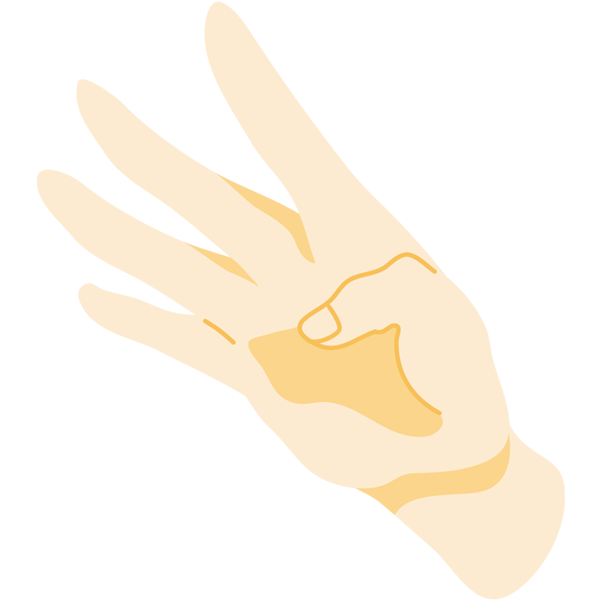 手(4)(ナナメ)
