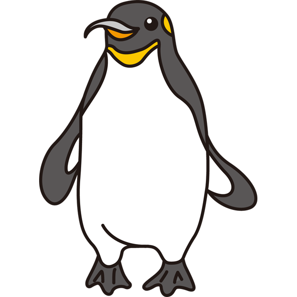 動物 ペンギン(カラー)