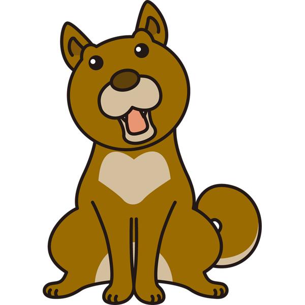 動物 犬(イヌ)(カラー)