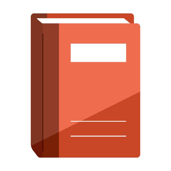 ビジネスアイコン 本 BOOK