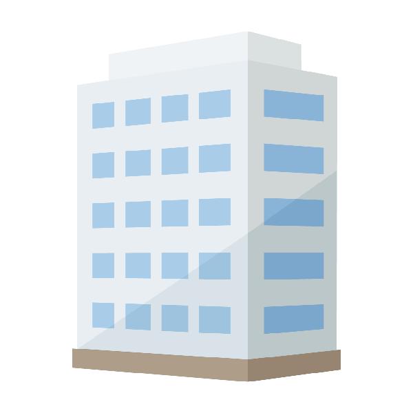 ビジネスアイコン 会社 企業 ビル