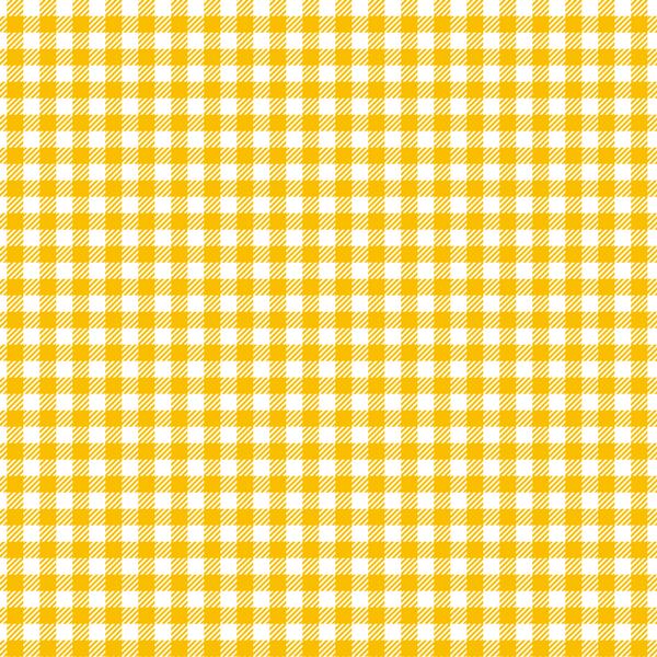 背景画像 ギンガムチェック 黄色
