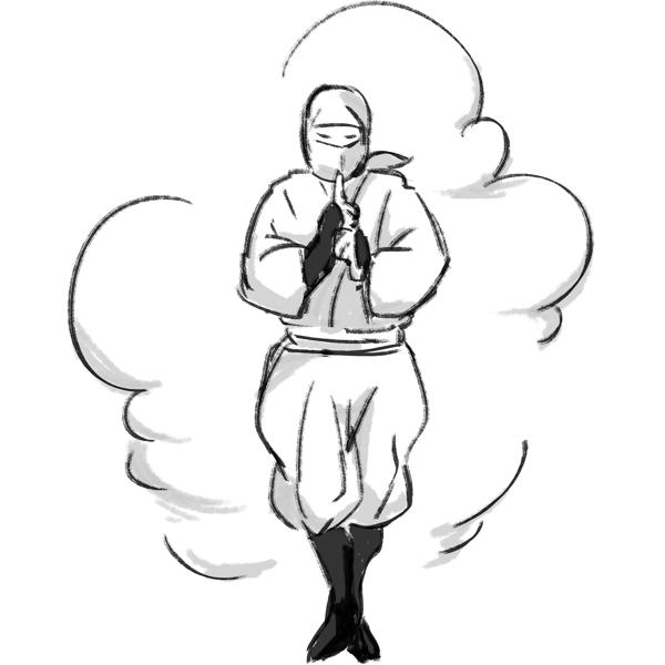 忍者 NINJA ドロン