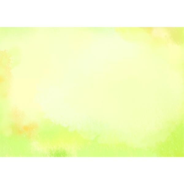 背景画像 水彩のテクスチャ(カラー・黄緑)