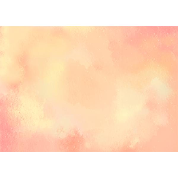 背景画像 水彩のテクスチャ(カラー・ピンク)