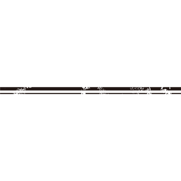 グランジ素材 二重線