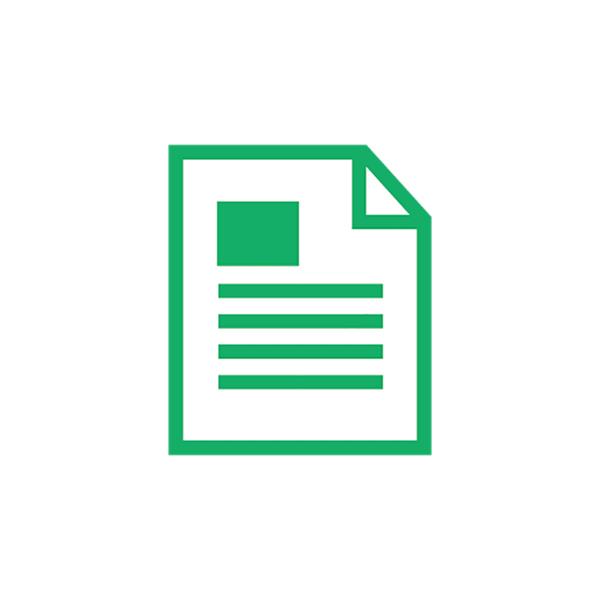ビジネス ファイル(ピクトグラム・アイコン・データ)
