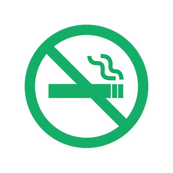 ビジネス 禁煙(アイコン・禁止・マーク)