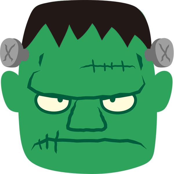 緑色のフランケン