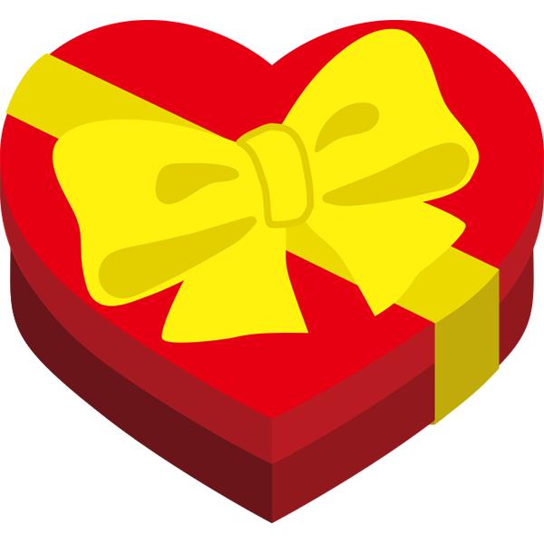 バレンタインチョコ プレゼントBOX