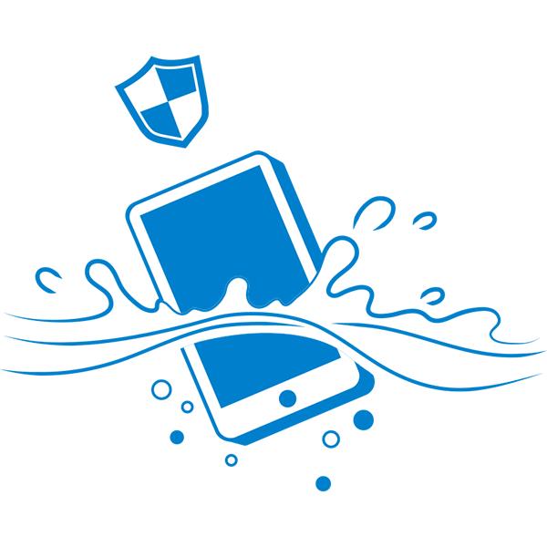 スマートフォンの水没(安全)