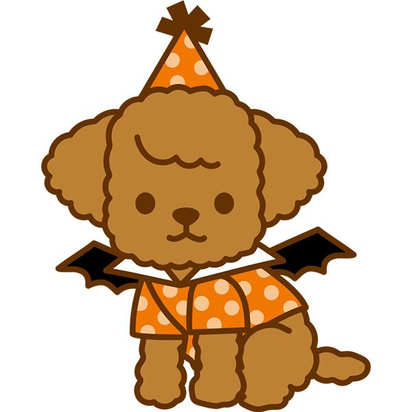 ハロウィン 犬