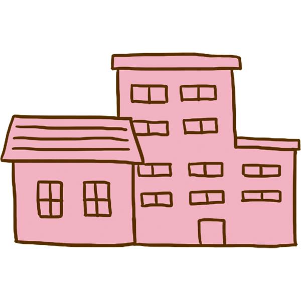 家4(ピンク)