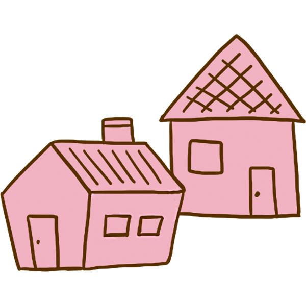 家5(ピンク)
